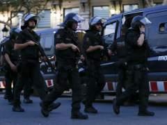 Cuatro sospechosos detenidos por su vinculación a los atentados de Cataluña