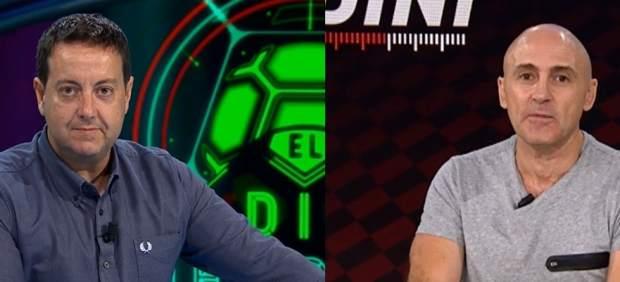 Antoni Daimiel y Julio Maldonado en 'El Día Después' y 'Fiebre Maldini'