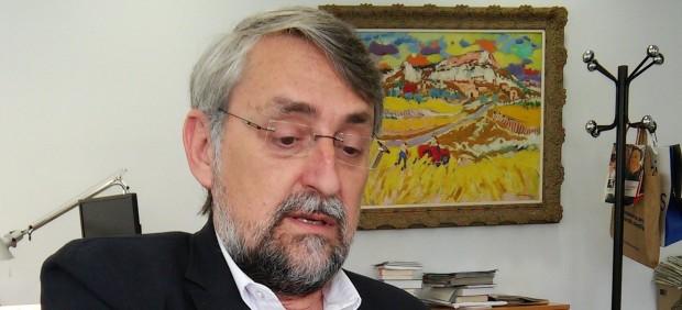 Enric Vendrell (UDC), dtor.De Asuntos Religiosos de la Generalitat
