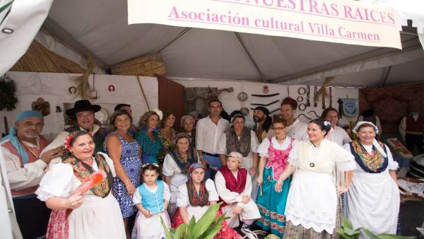 Inauguración Feria de Almería.