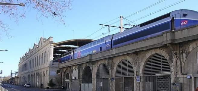 Estación de Nimes