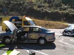 Trece personas fallecen en doce accidentes de tráfico el fin de semana
