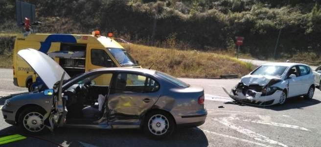 Accidente en Pravia.