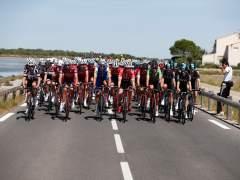 Lampaert sorprende y se coloca líder de la Vuelta