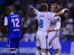 El Real Madrid arranca la Liga con victoria en Riazor y Ramos expulsado