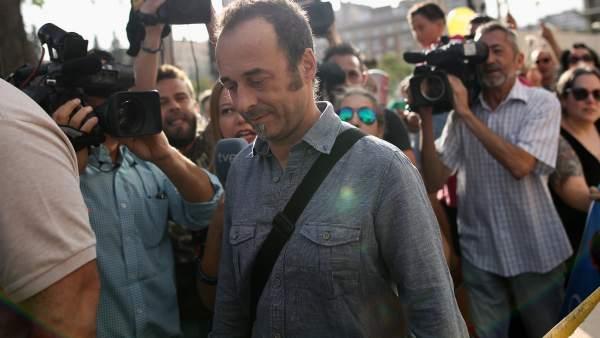 Francesco Arcuri, excompañero de Juana Rivas