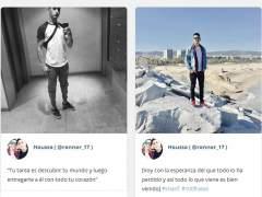 """Los mensajes crípticos en la red de un terrorista: """"Paz para mí mismo, odio para el resto"""""""