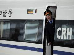 El tren más rápido del mundo comenzará a operar en China