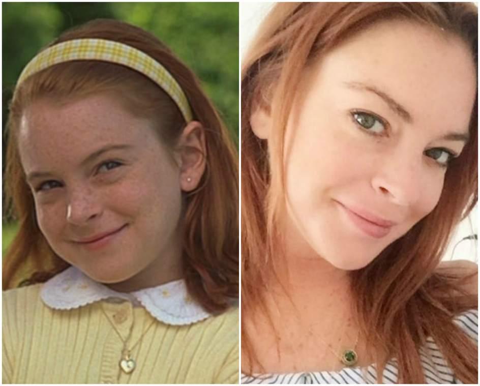 Las estrellas de Disney antes y después