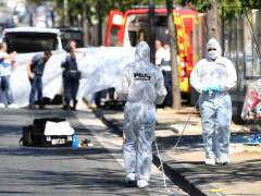 """El conductor que embistió dos paradas de bus en Marsella sufre un """"trastorno psicótico"""""""