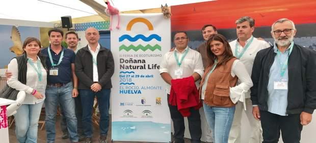 Promoción de las potencialidades de Huelva para el turismo ornitológico.