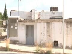 Depósito de agua en Chiva