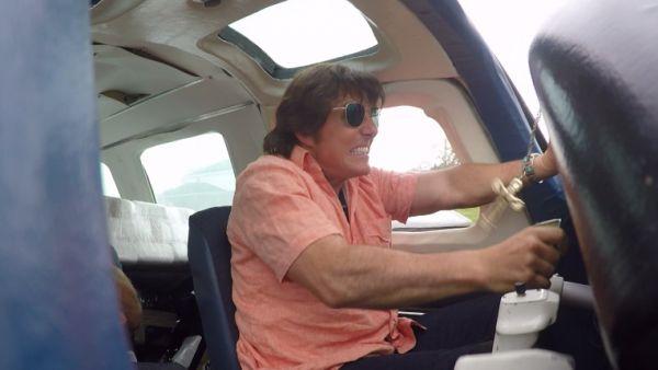 Tom Cruise se estrella con una avioneta en un rodaje