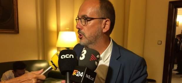 El diputado del PDeCAT, Carles Campuzano.