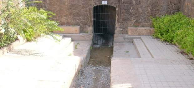 Fuente de Alcaudique, de Berja