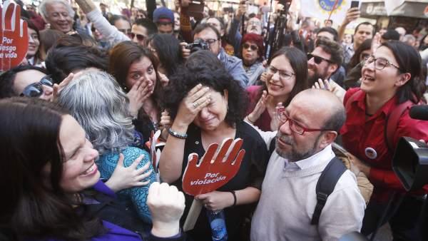 Chile, aborto