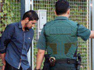 Salah El Karib, detenido por su relación con Oukabir