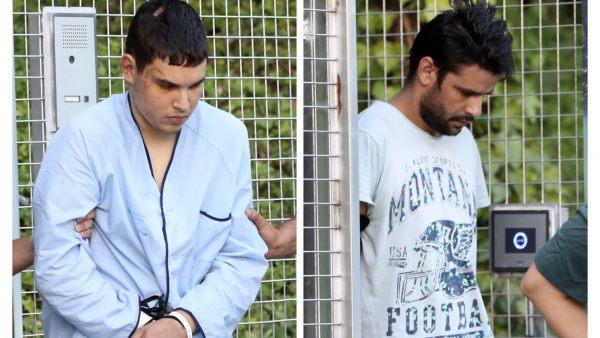 Los cuatro detenidos por los atentados de Cataluña