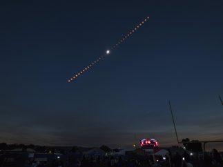 Transición del eclipse