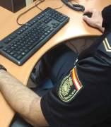 Imagen de la Policía Nacional participante en la operación