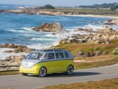 Volkswagen producirá un microbús eléctrico basado en el I.D. Buzz para 2022