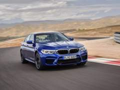 BMW M5, tracción a las cuatro ruedas y 600 CV de potencia