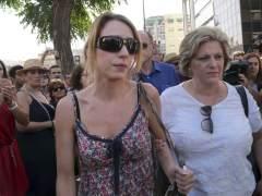 Juana Rivas, detenida tras presentarse en los juzgados de Granada