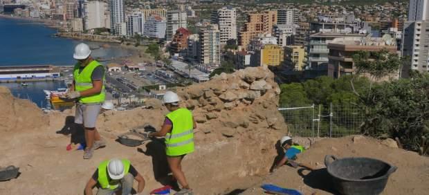Diputacion Alicante. Hallan Torre Defensiva Pobla Ifac