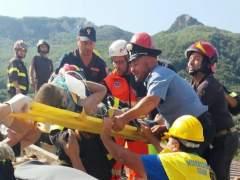 Un seísmo en la isla italiana de Ischia deja dos muertos