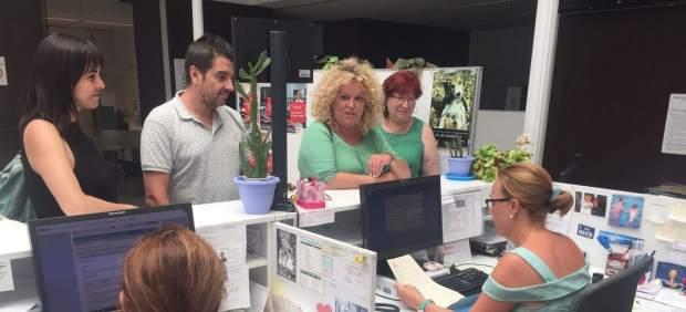Imagen de la alcaldesa de Aranjuez