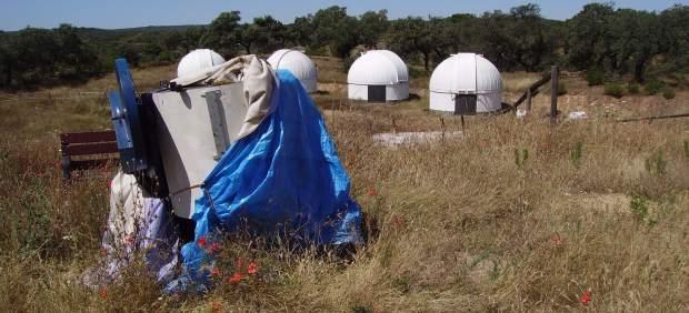 Observatorio astronómico de Almadén.