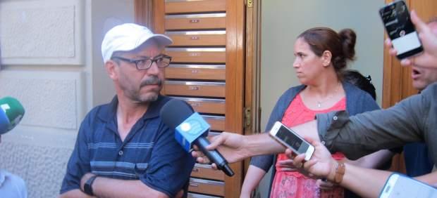 El padre de Mohamed Aalla, Brahim Aalla