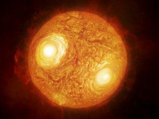 La fotografía más detallada de una estrella hasta la fecha