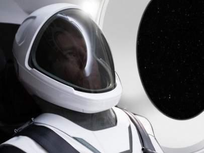 Traje de SpaceX