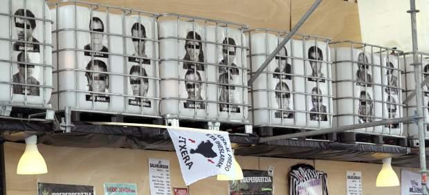 Fotos de presos de ETA