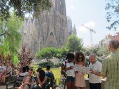 La deriva soberanista encoge las estancias en hoteles catalanes de los viajeros de otras regiones