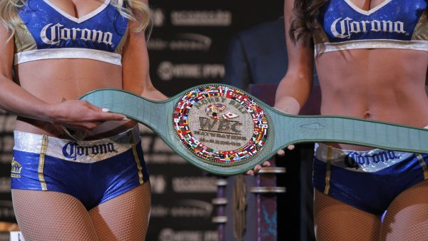 Mayweather y McGregor, a por el 'Cinturón del dinero'