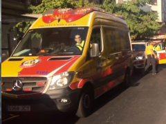 Herida grave en Madrid una mujer que recibió de su pareja múltiples puñaladas