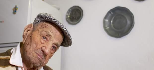 Francisco Núñez, un extremeño, es el hombre más longevo del mundo