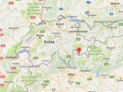 Al menos ocho personas desaparecidas por un deslizamiento de rocas en Suiza
