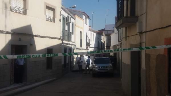 Calle Escobar, donde ha ocurrido la agresión