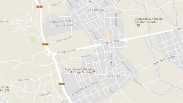 Término municipal de Catadau