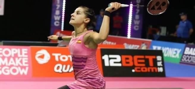 Carolina Marín avanza imparable en el Mundial