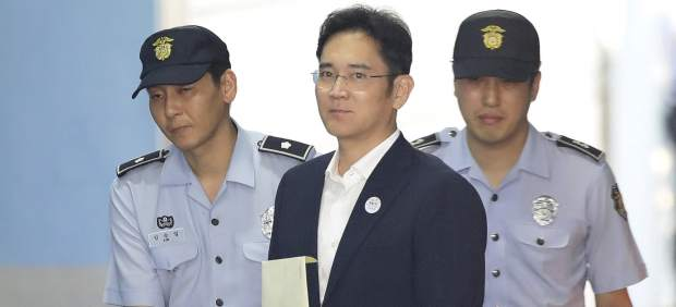 Lee Jae-yong, heir of Samsung