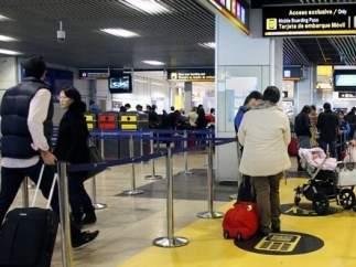 Aeropuerto de Madrid-Barajas