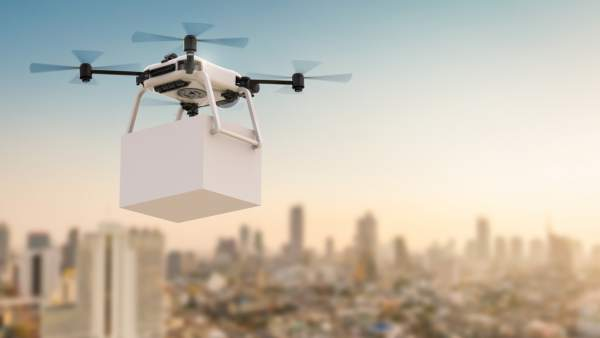 Drones como ambulancias