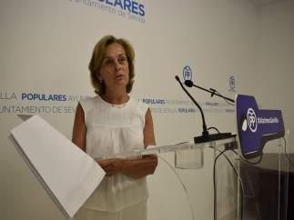 La edil popular, Dolores de Pablo-Blanco