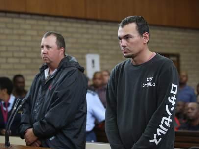 Agresión racista en Sudáfrica