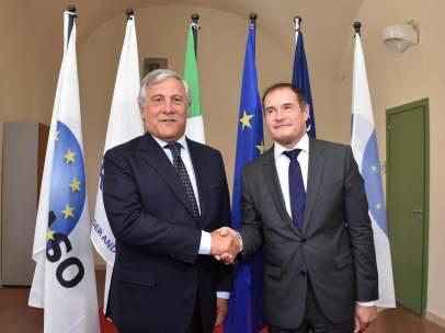 Presidente Parlamento Europeo