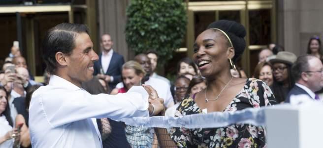 Nadal y Williams